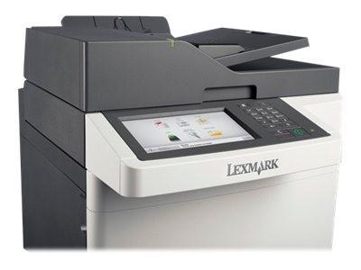 LEXMARK CX510dthe MFP color Laserdrucker