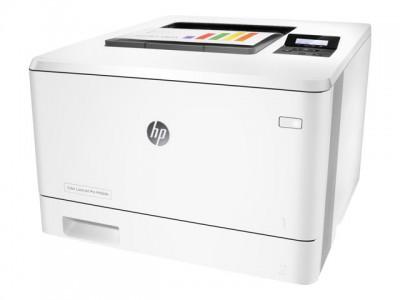 HP Color LaserJet Pro M452dn 27S. Col, SF, Duplex, Netzwerk
