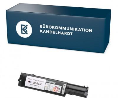 Rebuilt Toner C13S050190 black für Epson Aculaser C1100, CX-11 ersetzt OEM Nr.: C13S050190 Druckleis