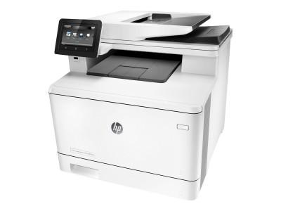 HP Color LaserJet MFP M477fdn 27S. Col, MF, Fax, Duplex, Netzwerk