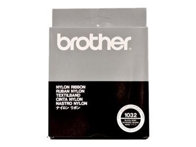 BROTHER 1032 Farbband schwarz nylon 1er-Pack