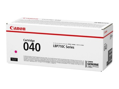 CANON 040M Toner magenta fuer LBP710Cx/712Cx Standardkapazität 5.400 Seiten