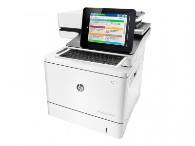 HP Color LaserJet Enterpr Flow MFP M577c