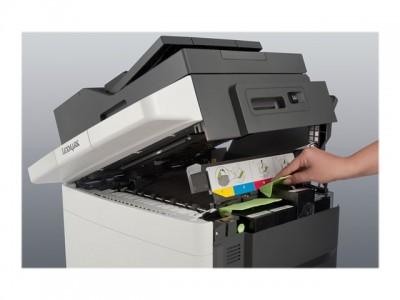 LEXMARK CX410e MFP A4 color Laserdrucker