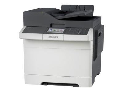 Lexmark CX410e - Multifunktionsdrucker - Farbe - Laser - Legal (216 x 356 mm) (Original) - Legal (Me