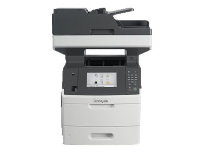 Lexmark MX710dhe - Multifunktionsdrucker - s/w - Laser - Legal (216 x 356 mm) (Original) - Legal (Me