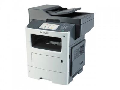 Lexmark MX611dhe - Multifunktionsdrucker - s/w - Laser - Legal (216 x 356 mm) (Original) - Legal (Me