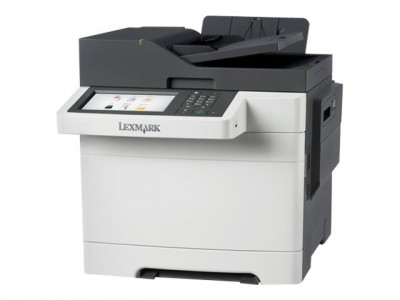 Lexmark CX510de - Multifunktionsdrucker - Farbe - Laser - Legal (216 x 356 mm) (Original) - Legal (M