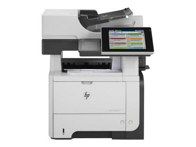 HP LaserJet Enterprise MFP M525f - Multifunktionsdrucker - s/w - Laser - Legal (216 x 356 mm)/A4 (21